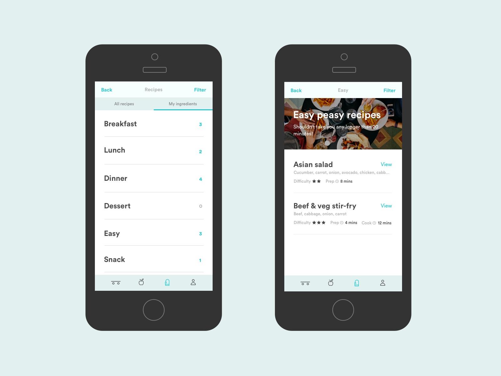 Pantry app Richard Dobson